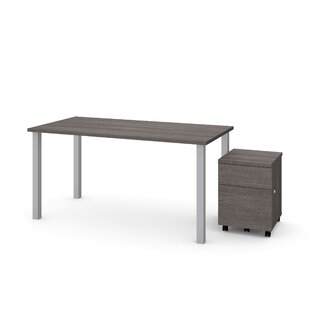 Ally 2 Piece Writing Desk