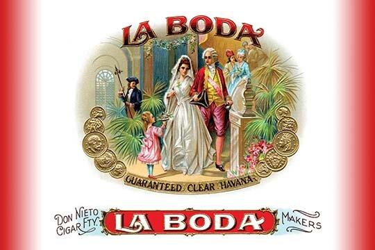 Buyenlarge La Boda The Wedding Vintage Advertisement Wayfair