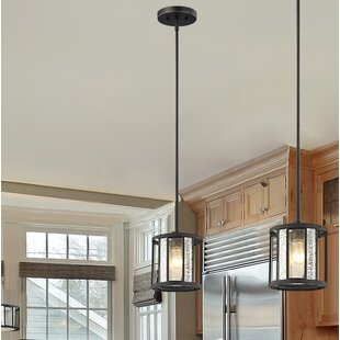 Ivy Bronx Giambrone 1-Light Drum Pendant