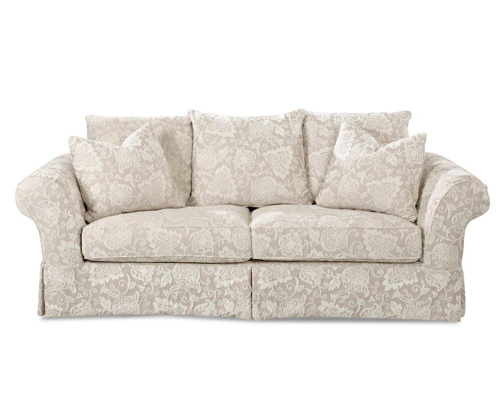 Klaussner Furniture Bond Sofa & Reviews | Wayfair
