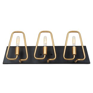 Comparison Triangulo 3-Light Vanity Light By Varaluz