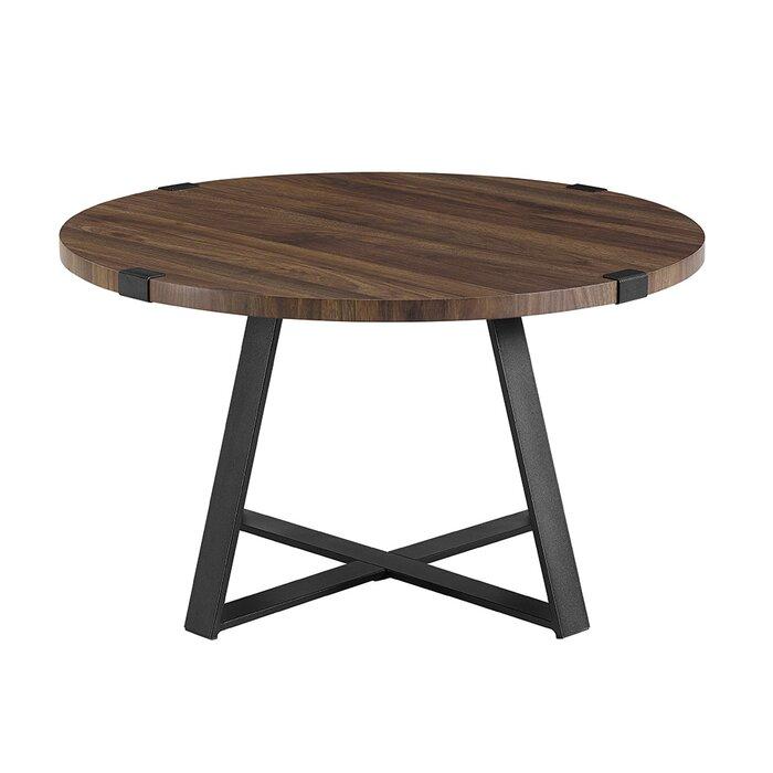 Bowden Metal Wrap Coffee Table