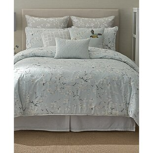 Anthea 100% Cotton 4 Piece Comforter Set