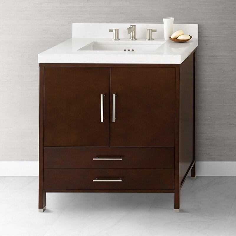 Ronbow Juno 30 Single Bathroom Vanity Set Wayfair