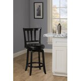 Malcolm Bar & Counter Swivel Stool by Darby Home Co