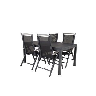 Geir 4 Seater Dining Set Image
