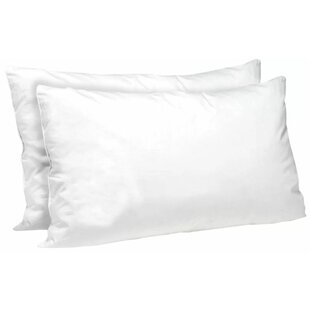 Amy Duck Soft Down and Feather Standard Pillow (Set of 2)