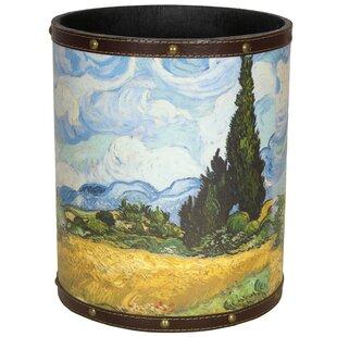 Oriental Furniture Van Gogh Wheat Field 2.9 ..