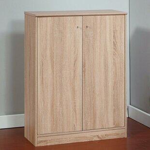 Red Barrel Studio Palatial Shoe Storage Cabinet