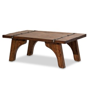 Big Sky Coffee Table by Michael Amini