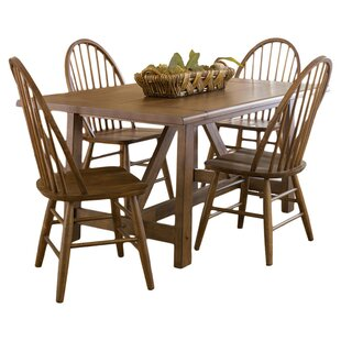 Claybrooks 5 Piece Extendable Dining Set ..