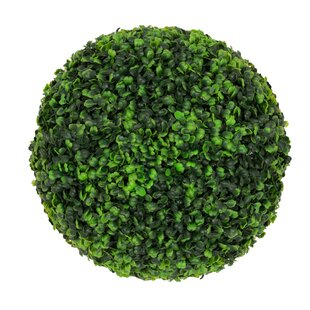 Artificial Boxwood Topiary By The Seasonal Aisle
