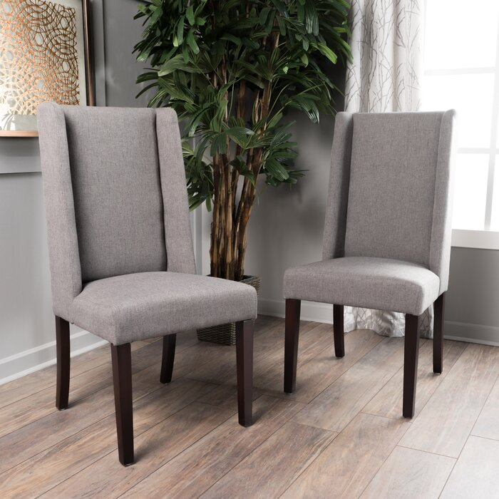 Brilliant Harlow Upholstered Dining Chair Unemploymentrelief Wooden Chair Designs For Living Room Unemploymentrelieforg