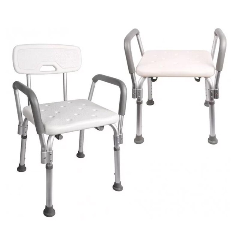 Calhome Adjustable Medical Shower Chair | Wayfair