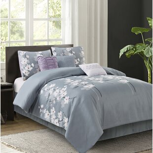 Ibanez 7 Piece Reversible Comforter Set