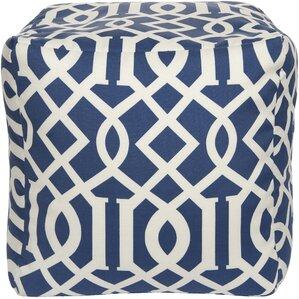 Travis Decorative Pouf Ottoman by Alco..
