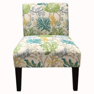 Slipper Chair by Grafton H..