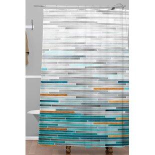 East Urban Home Shower Curtain