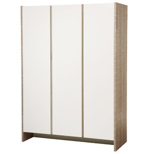 Maxima 3 Door Wardrobe By Roba