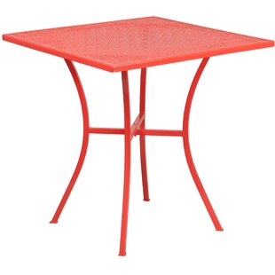 Strattford Metal Dining Table