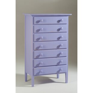Charleston 7 Drawer Chest Of Drawers By August Grove