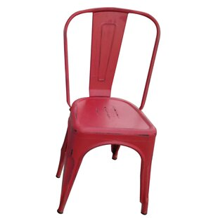 Tolix Steel Chair (Set of 2)