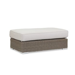 Coronado Double Ottoman with Cushion by Sunset West