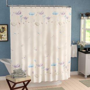 Where buy  Adams Shower Curtain ByCharlton Home