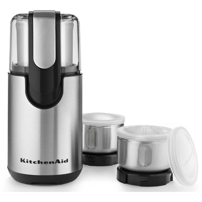 Electric Blade Coffee And Spice Grinder