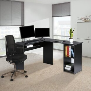 Seaton L-Shape Executive Desk