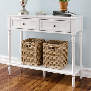 Axtell Console Table by Three Posts