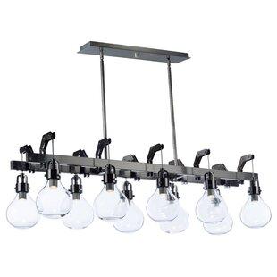 Brayden Studio Durst 10-Light LED Pendant