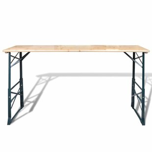 Ashmore Wooden Bar Table By Sol 72 Outdoor