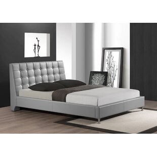 Reviews Belle Upholstered Platform Bed by Wildon Home® Reviews (2019) & Buyer's Guide