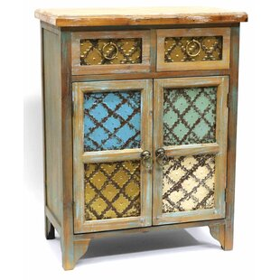 2 Drawer Accent Cabinet by Jeco Inc.
