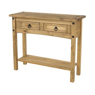 St Blazey Console Table By Brambly Cottage