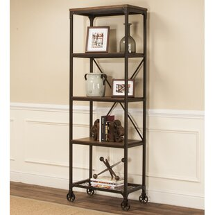 Price Check Thibaut Etagere Bookcase By 17 Stories