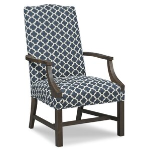 Martha Washington Occasional Armchair by Fairfield Chair