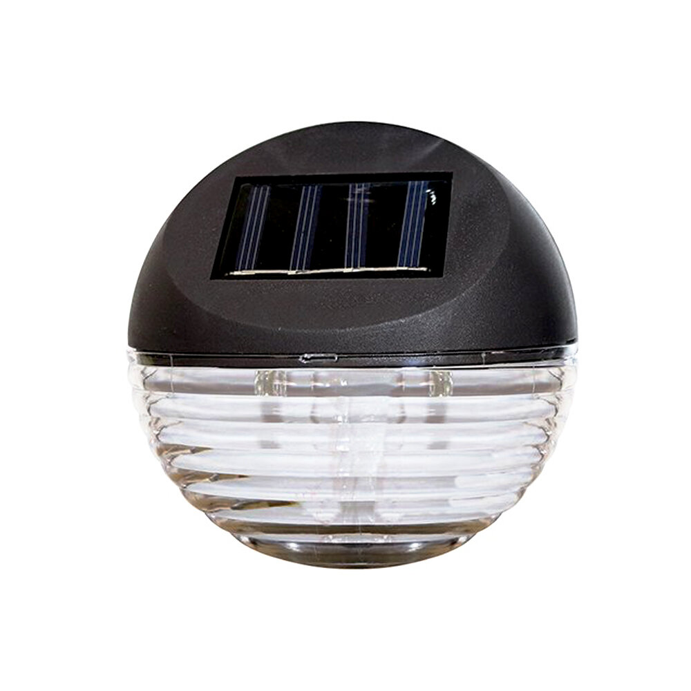 Crosslight Brown Solar Powered Integrated Led Deck Light Pack Reviews Wayfair