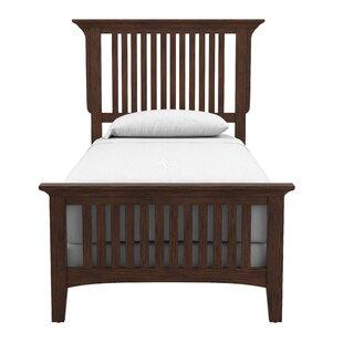 Moradian Modern Platform Bed