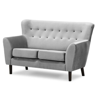Cammack Flared Arms Loveseat