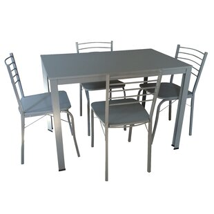 Coburg Seater Dining Set By Lynton Garden Find Great Deals - 5 seater dining table