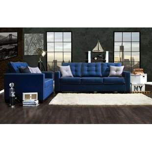 Longshore Tides Eliana Configurable Living Room Set