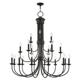 Carruthers 22-Light Chandelier