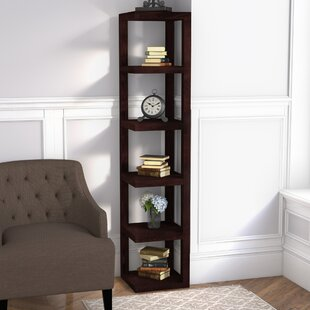 Proclamation Hills Corner Unit Bookcase by Red Barrel Studio Savings