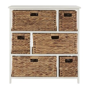 New Orleans 6 Drawer Chest By Beachcrest Home