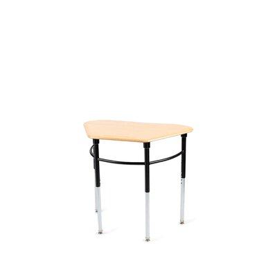 Zuma Series Plastic Adjustable Height Collaborative Desk