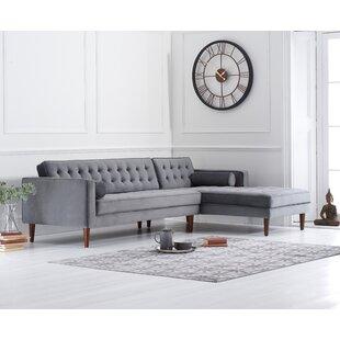 Erich Corner Sofa By Ophelia & Co.
