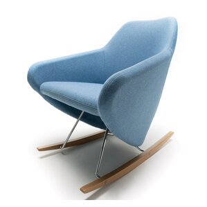 Taxido Rocking Chair by Segis U.S.A
