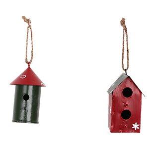 Birdhouse Ornament Wayfair